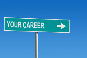 "Sign with ""your career"""