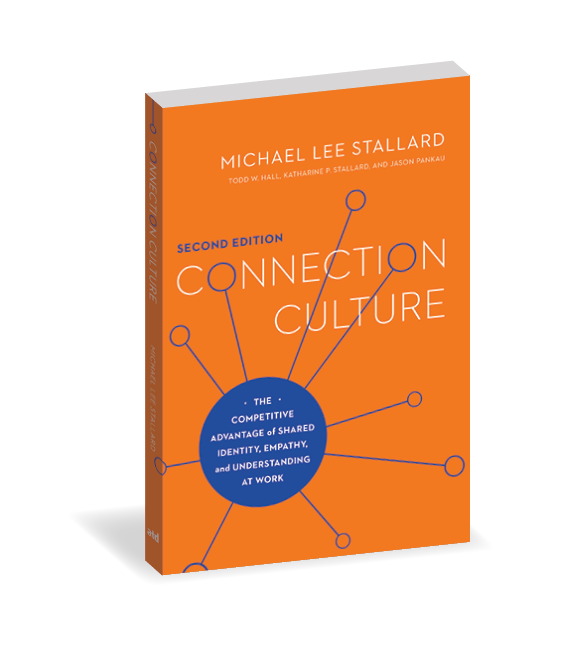 Connection Culture 2nd Ed. Book Cover 3D