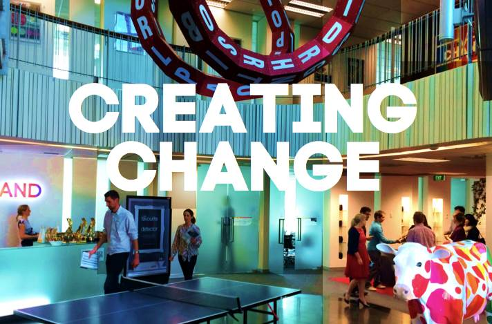 FCB Has a Culture Suited for Change