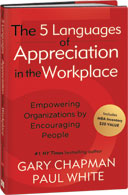 Five languages of appreciation at work