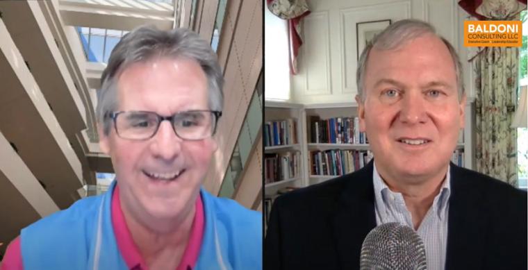 John Baldoni interviews Michael Lee Stallard