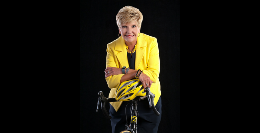 Mayor Betsy Price of Fort Worth, Texas
