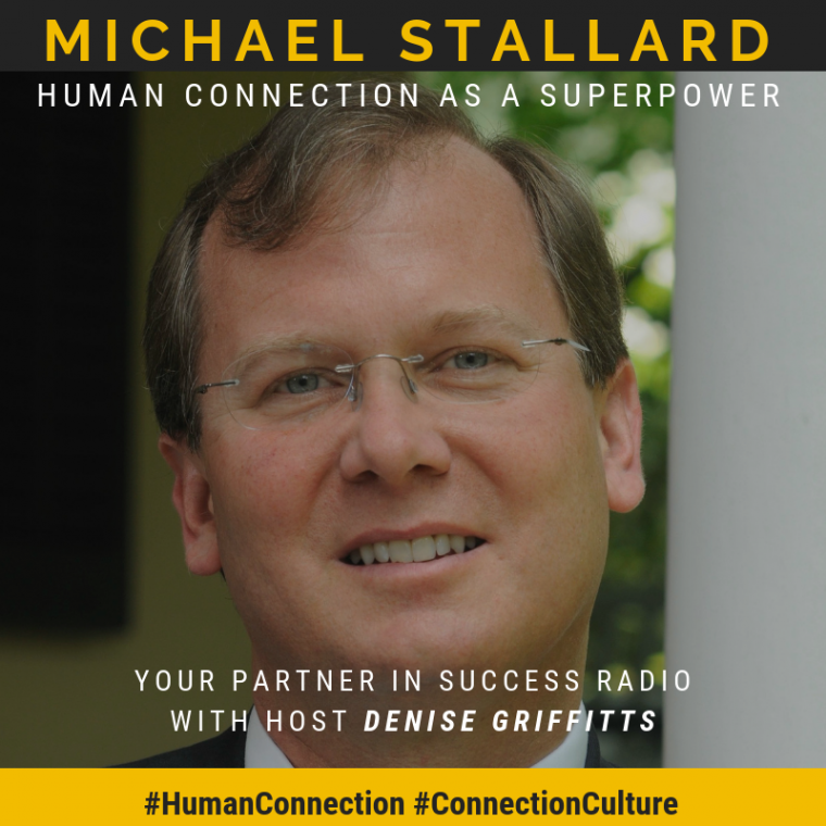 Your Partner in Success Radio Podcast promo for Michael Stallard