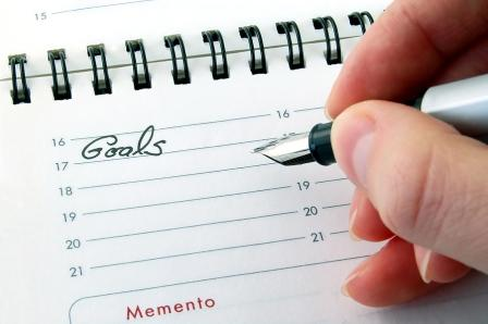 Write Goals Down