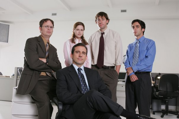 The Office Cast NBC Example of Leadership Gap