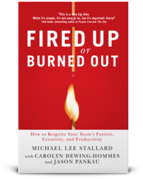 Fired Up or Burned Out Book Cover